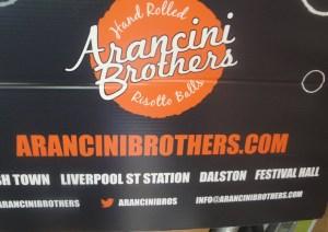 Arancini  Brothers Risotto Balls